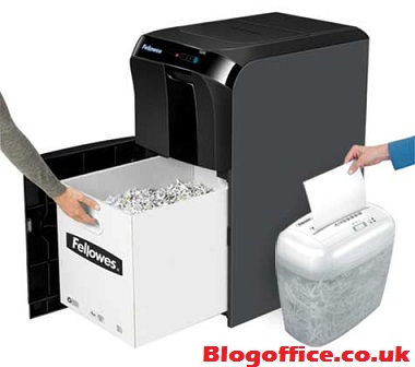 How to Use Paper Shredder Machine