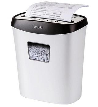 Paper shredder should be clean oftenly