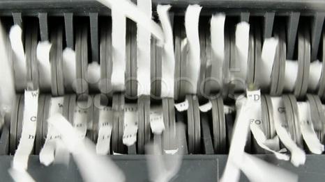 Paper Shredder Blades